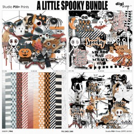 A little Spooky - bundle