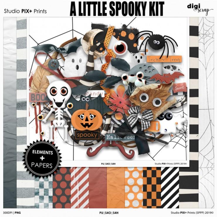 A little Spooky - kit