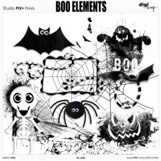Boo Elements - PU