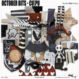 October Bits - CU|PU