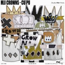 MJJ Crowns - CU|PU