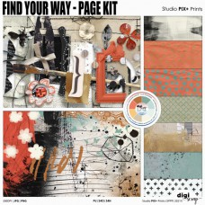 Find Your Way Kit - PU