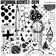 Artjournal Accents 2 - CU|PU