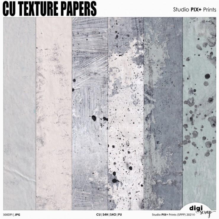 Texture Papers - CU|PU