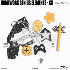 Homework Genius Elements - CU|PU