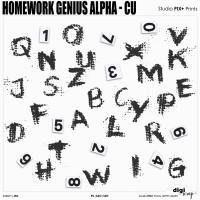 Homework Genius Alpha - CU|PU