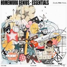 Homework Genius Essentials - PU