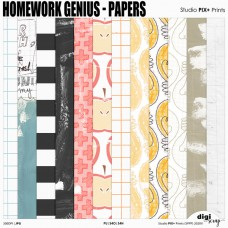 Homework Genius Papers - PU