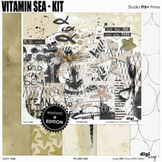 Vitamine Sea Kit - PU