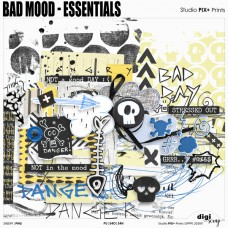 Bad Mood Essentials - PU