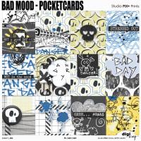 Bad Mood Cards - PU