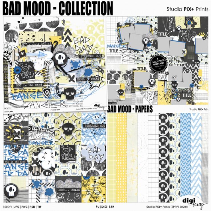 Bad Mood Collection - PU