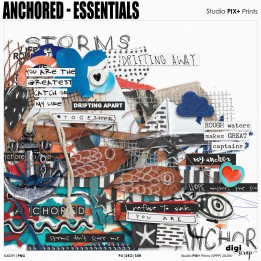 Anchored Essentials - PU