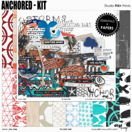 Anchored Kit - PU