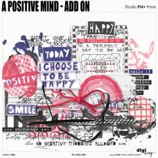 A positive mind - add-on