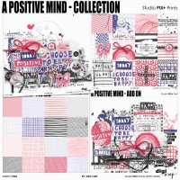 A Positive Mind Collection - PU