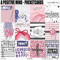 A Positive Mind Cards - PU