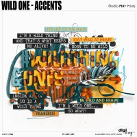 Wild One - Accents