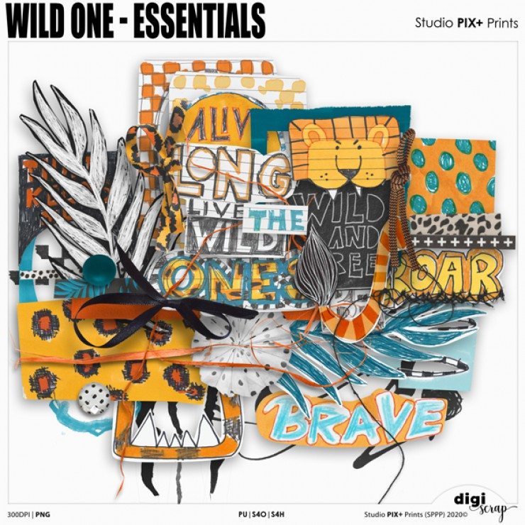 Wild One - Essentials