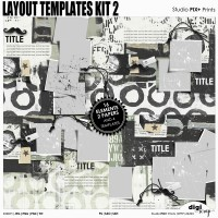 Layout Templates - kit 2