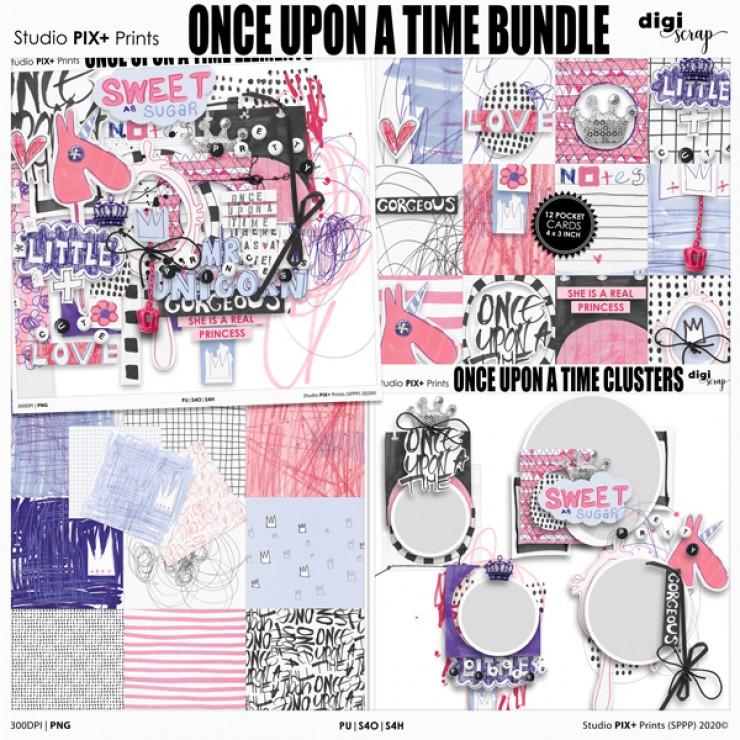 Once Upon A Time - bundle