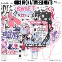 Once Upon A Time - elements
