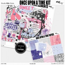 Once Upon Kit - PU