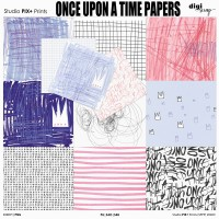 Once Upon A Time - papers