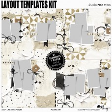 Layout Templates Kit - PU