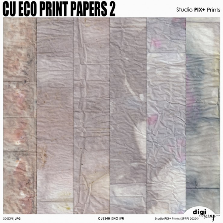 CU Eco Print - papers 2