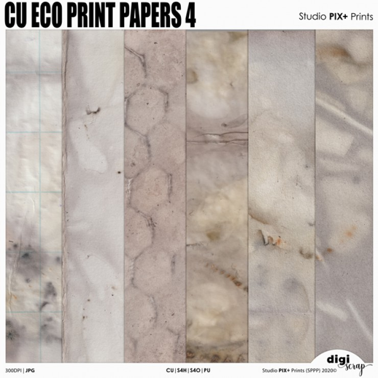 CU Eco Print - papers 4