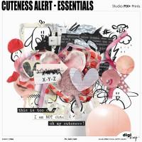 Cuteness Alert Essentials - PU