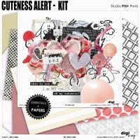 Cuteness Alert Kit - PU