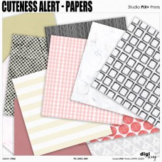 Cuteness Alert Papers - PU