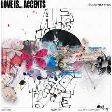 Love Is Accents - PU