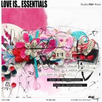Love Is Essentials - PU