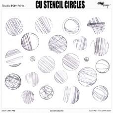 CU - Stencil Circles