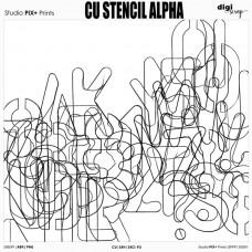 CU - Stencil Alpha