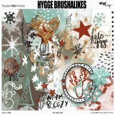 Hygge Brushalikes - PU