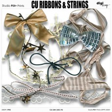 CU - Ribbons And Strings