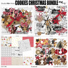 Cookies Christmas - bundle