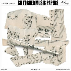 CU - Torned Music Papers