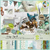 28 Days [Page Kit]