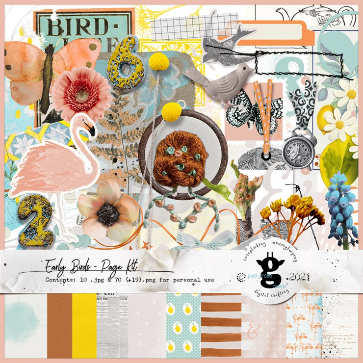 Early Birds [Page Kit]
