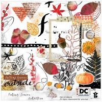 Falling Leaves collection