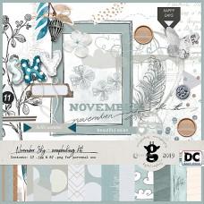 November Sky collection