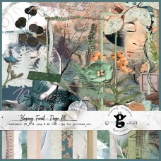 Sleeping Forest - Page Kit
