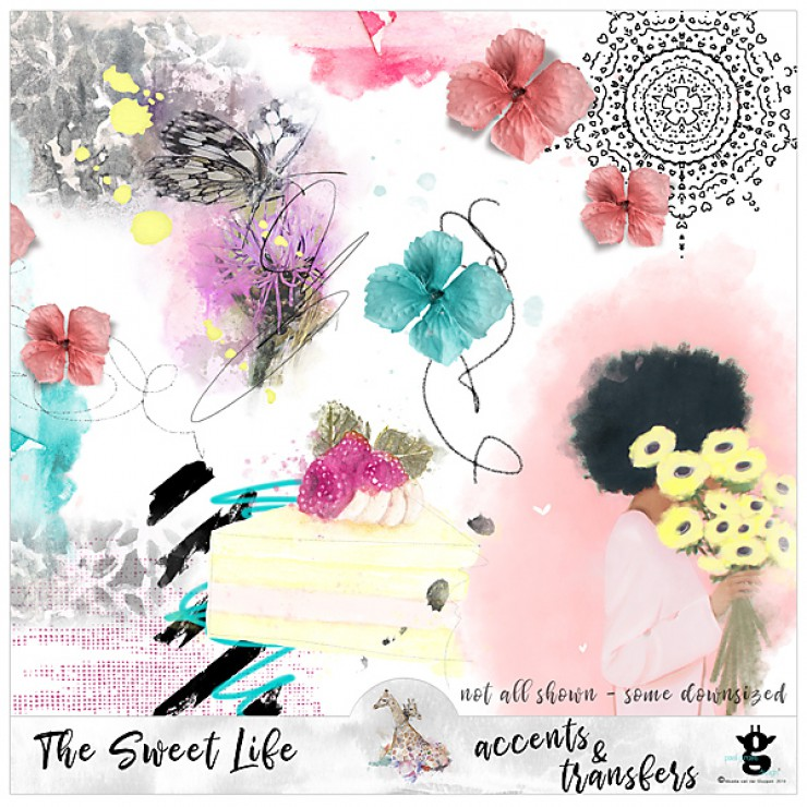 The Sweet Life - Accents and Transfers