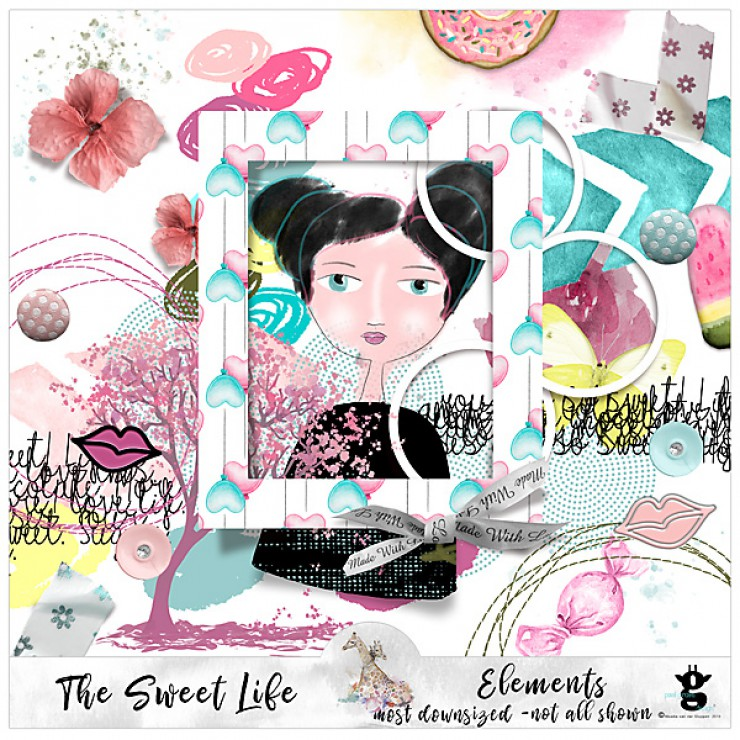 The Sweet Life - Elements