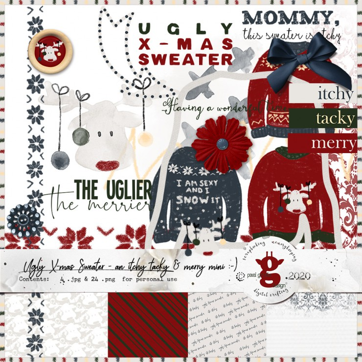 Ugly X-mas Sweater [mini]